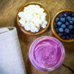 Συνταγή Αρώνιας με Κεφίρ