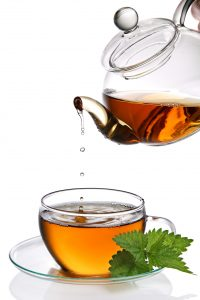 drink a cup of tea per day